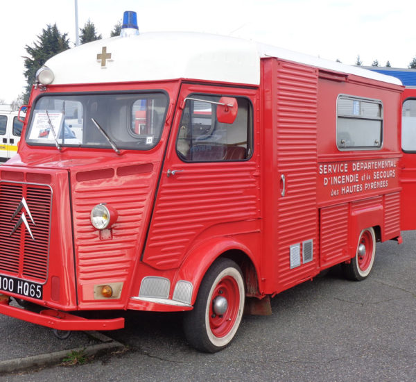Ambulance Citroen HW