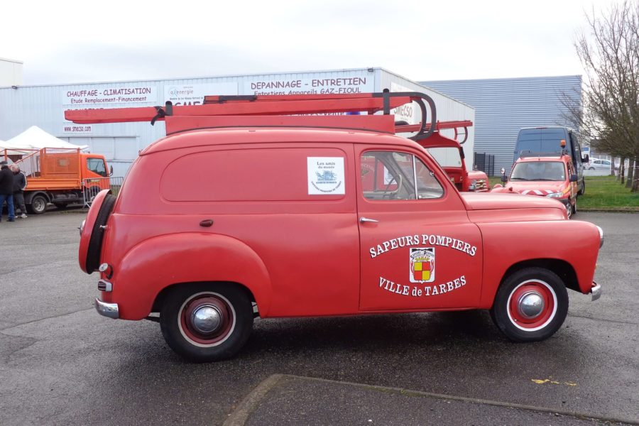 Ambulance Renault Prairie