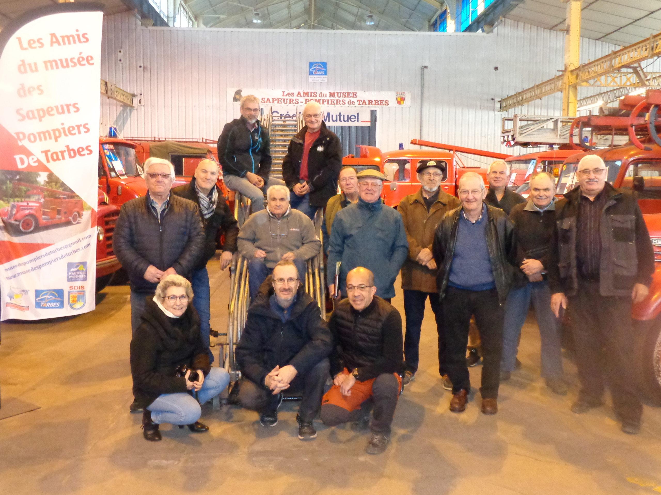 Reunion des Associations et Collectionneurs.